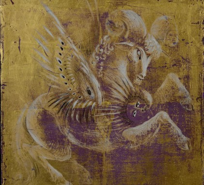 Leonora Carrington, Winged Ram, 1959