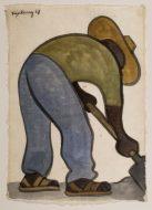 Diego Rivera, Obrero, 1947