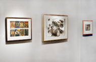 Installation shot of front gallery, Francisco Toledo: In His Memory