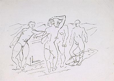 Male Bathers