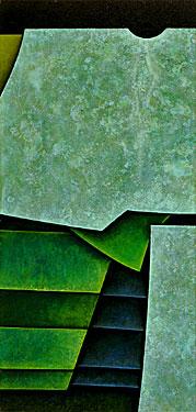 Personaje Muro Verde