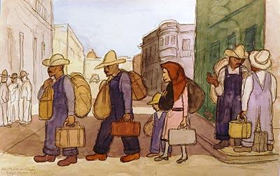 Repatriados en Torreón